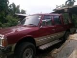 Isuzu KB026 1981 Pickup/ Cab