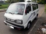 Suzuki Maruti Omni 2011 Van