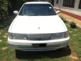 Nissan fb14 Ex Saloon 1995 Car