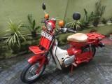 Yamaha mate 50 CDI 1991 Motorcycle