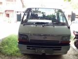Toyota super GL - 3l engine 1995 Van