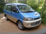Mitsubishi L 400 space gear 1994 Van