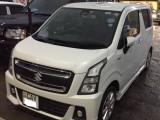 Suzuki Wagon R Stingray 2017 Pearl White 2017 Car