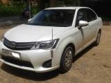 Toyota Corolla NRE 160 2013 Car