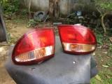 Nissan N16 lights