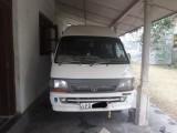 Toyota Hiace Super GL 1998 Van