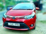 Toyota Yaris New Model 2014 Car