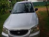 Hyundai Accent 2002 Car