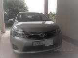 Toyota Axio 2013 Car