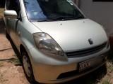 Toyota Passo 2005 Car