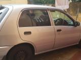 Toyota Starlet 1999 Car