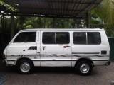 Toyota LH20 1980 Van