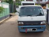 Toyota Dolphin 1990 Van