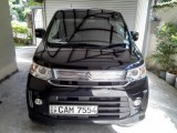 Suzuki wagon r stingray 2014 Car