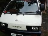 Toyota Townace CR26 1988 Van