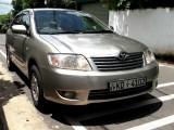 Toyota Corolla 121 2005 Car