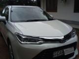 Toyota Corrolla axio 2015 Car
