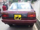 Toyota Corsa 1989 Car