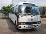 Toyota Coster 2013 Bus