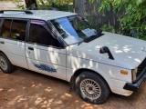 Nissan Sunny AD Wagon 1986 Car