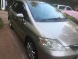 Honda City 2004 Car