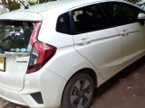 Honda Fit Hibrid 2015 Car