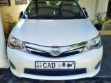 Toyota Axio G 2013 Car