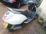 TVS Juppiter 2013 Motorcycle