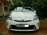 Toyota Prius 3rd Generation 2014 Car