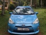 Toyota Aqua 2013 Car
