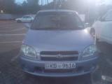 Suzuki Swift Japan 2004 Car