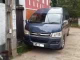 Micro Micro Van 2013 Van