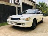 Toyota corolla wagon 1999 Car