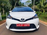 Toyota Vitz F Safety Pkg - White 2016 Car