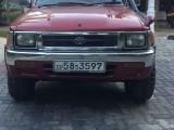 Toyota hilux 1990 Pickup/ Cab