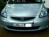 Honda FIT GD 1 2007 Car