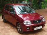 Suzuki Alto Sport 2012 Car