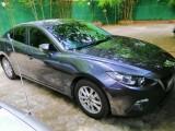 Mazda 3 2016 Car