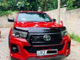 Toyota Hilux Rocco 2018 Pickup/ Cab
