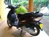 TVS vego 2012 Motorcycle