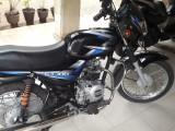 Bajaj Ct 100 2017 Motorcycle