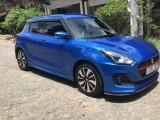 Suzuki swift rs Turbo safety 2017 Car