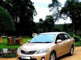 Toyota COROLLA 141 2011 Car
