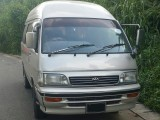 Toyota Dolphin LH 125 1994 Van