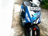Hero Dash 2016 Motorcycle