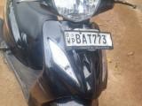 TVS Wego 110 2014 Motorcycle