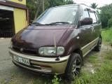 Nissan Sherina 1999 Van