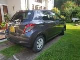 Toyota Vitz 2012 Car