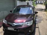 Toyota Axio NKE 165 2014 Car