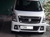 Suzuki Wagon R Stingray 2017 Car